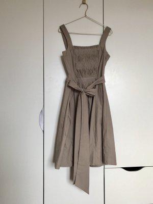 Taupe farbenes Kleid von Zara