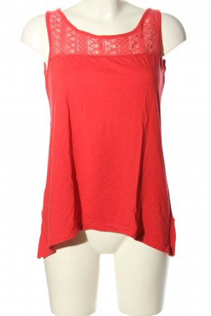 tchibo Basic Top rot Casual-Look