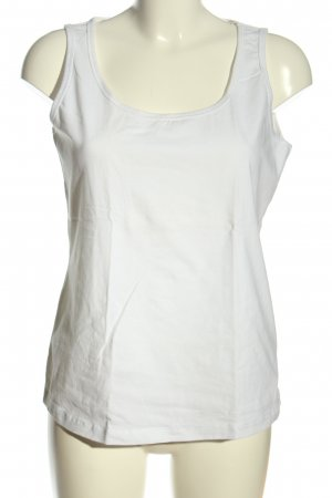 tchibo Camisole wit casual uitstraling