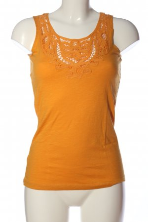 tchibo Camisola naranja claro look casual