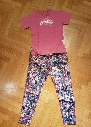 Tchibo / TCM Pantalone da ginnastica multicolore