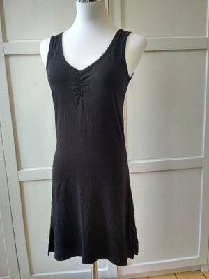 Tchibo Kleid Gr. 34 schwarz Sportkleid Fitnesskleid