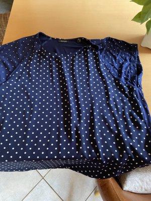 Tchibo Shirt Blau Viskose