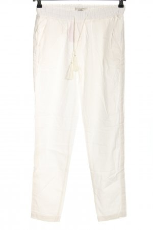 tchibo Pantalón deportivo blanco look casual