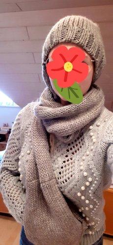 Tchibo TCM 3 in 1 Schal mit Mütze und Handwärmer