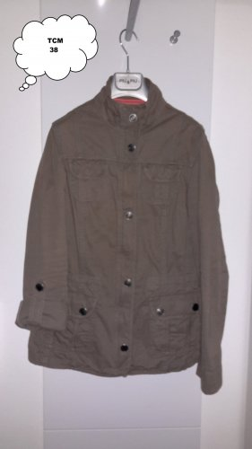 Tchibo / TCM Military Jacket olive green