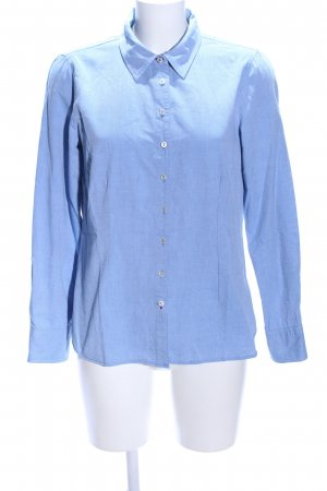 Tchibo / TCM Hemd-Bluse blau Business-Look
