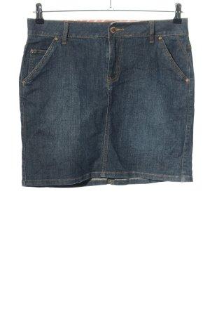 Tchibo / TCM Gonna di jeans blu stile casual