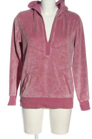Tchibo / TCM Kapuzensweatshirt pink Casual-Look