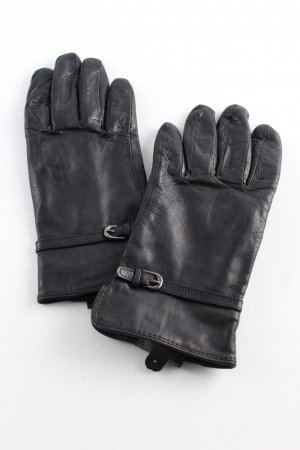 Tchibo / TCM Leather Gloves black casual look