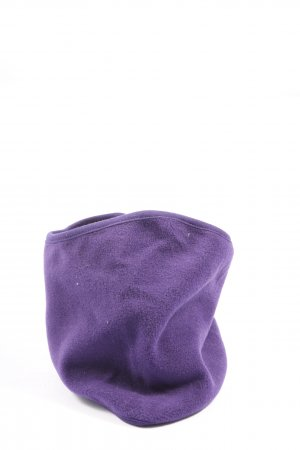 Tchibo / TCM Tube Scarf lilac casual look