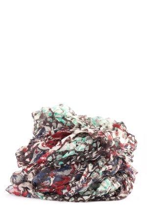 Tchibo / TCM Écharpe d'été motif abstrait style décontracté