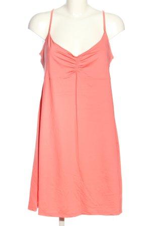 Tchibo / TCM Stretchkleid pink Casual-Look