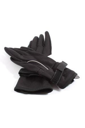 Tchibo / TCM Gants thermiques noir style décontracté