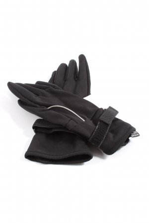 Tchibo / TCM Thermal Gloves black casual look