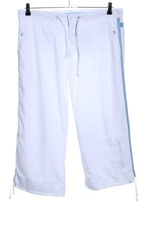 TCM Pantalone a 3/4 bianco stile casual