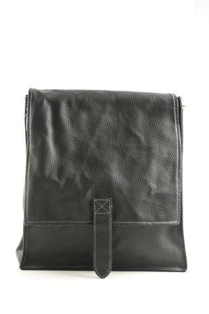 TCM Porte-documents noir style décontracté