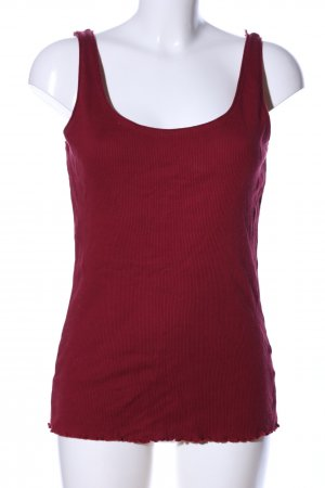 TCM Top basic rosso stile casual