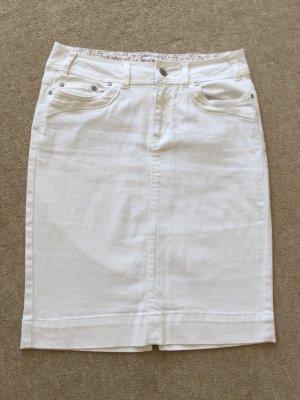 TCM Miniskirt natural white