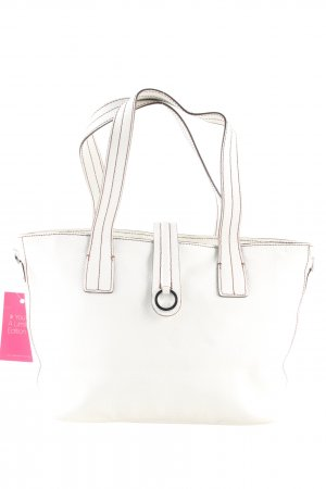 TCM Bowling Bag white casual look