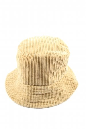 TCM Bucket Hat cream striped pattern casual look