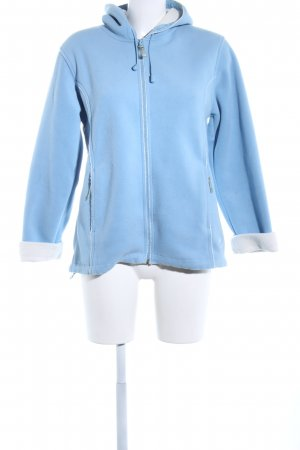 TCM Fleecejacke blau Casual-Look