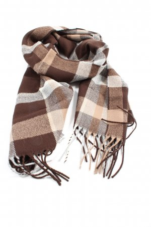 TCM Fringed Scarf allover print casual look