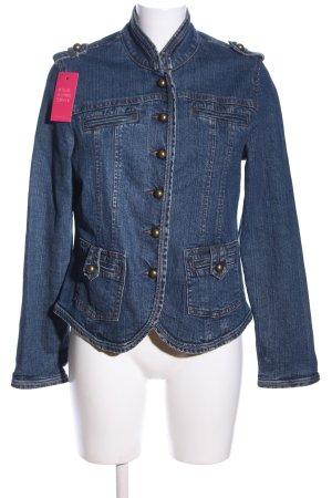 TCM Blazer en jean bleu style décontracté