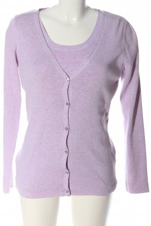 TCM Twin Set tipo suéter lilac casual look