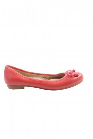 TCM Classic Ballet Flats red casual look