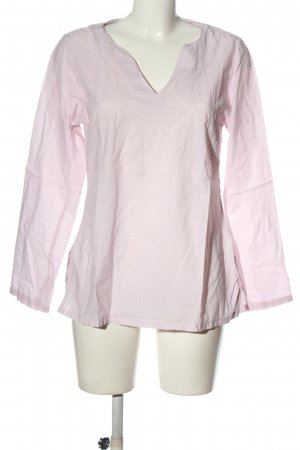 TCM Long Sleeve Blouse pink casual look