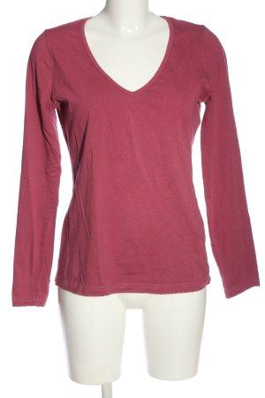 TCM V-Ausschnitt-Pullover pink Casual-Look