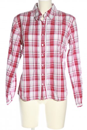 TCM Camicia a maniche lunghe motivo a quadri stile professionale