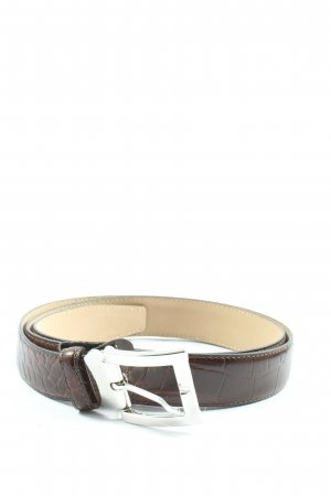 TCM Leather Belt brown casual look