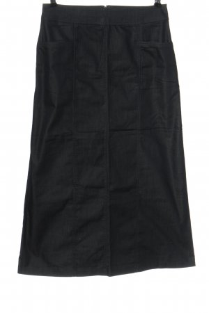 TCM Midi Skirt black elegant