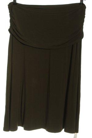 TCM Midi Skirt brown casual look