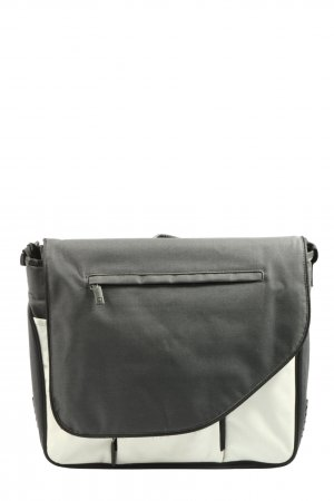 TCM Laptop bag black-natural white casual look