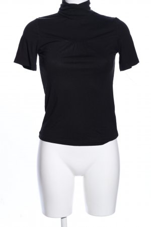 TCM Colshirt zwart casual uitstraling