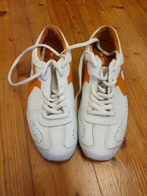 TCM Lace-Up Sneaker multicolored leather