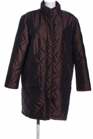 TCM Quilted Coat brown quilting pattern casual look
