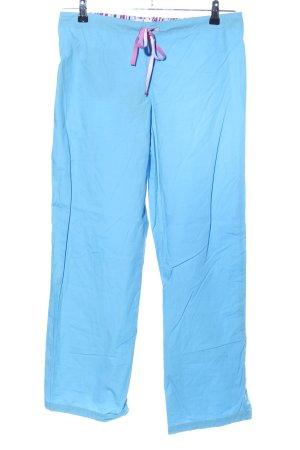 TCM Stoffhose blau Casual-Look