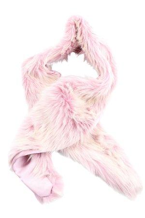 TCM Stola rosa-crema Colore sfumato elegante