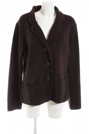 TCM Strickjacke braun Casual-Look