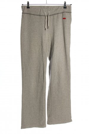 TCM Pantalón deportivo gris claro moteado look casual