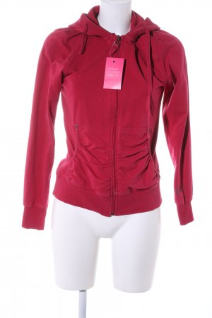 TCM Giacca fitness rosso stile casual