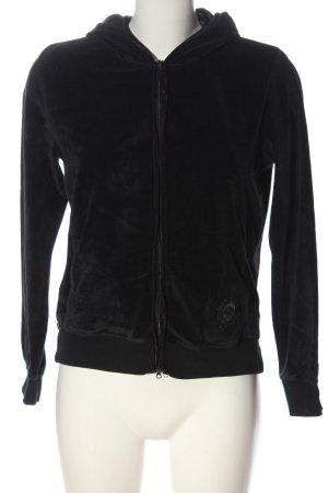 TCM Sweat Jacket black casual look