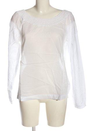 TCM Transparent Blouse white casual look