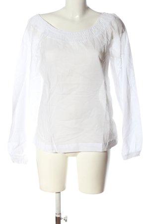 TCM Transparent Blouse white elegant