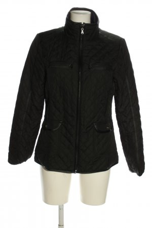 TCM Reversible Jacket black quilting pattern casual look