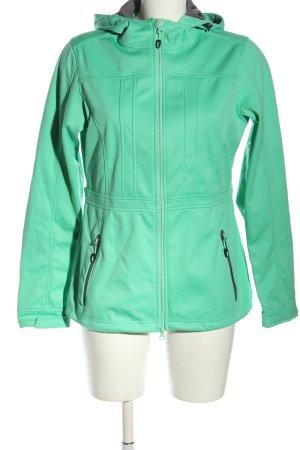 Tecwear Outdoor jack groen casual uitstraling